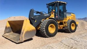 2014 JOHN DEERE 544K for Rent in Albuquerque