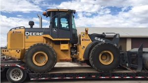 2015 DEERE 644K for Rent in Albuquerque