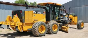 2016 JOHN DEERE 770GP for Rent in Albuquerque
